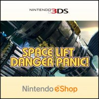 Space Lift Danger Panic! Nintendo 3DS