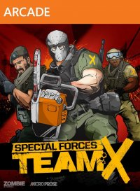 Special Forces: Team X Xbox 360