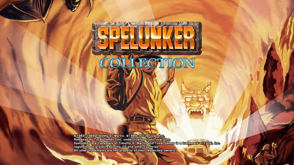 Spelunker Collection