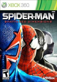 Spider-man: Dimensions Xbox 360