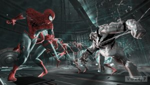 Nuevo video de Spiderman: Edge of Time