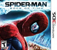 Spider-man: Edge of Time Nintendo 3DS