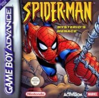 Spider-Man: Mysterio's Menace Game Boy Advance
