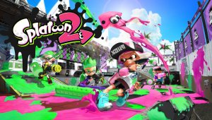Splatoon 2, el shooter de Nintendo Switch, se actualiza a la versión 2.0