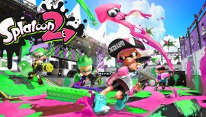 Primeros datos de ventas Splatoon 2 en Nintendo Switch