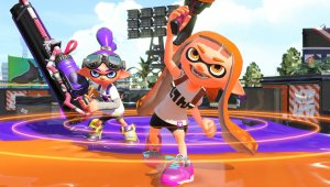 Splatoon 2, el shooter de Nintendo Switch, se actualiza a la versión 2.1.0