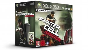 A la venta Splinter Cell: Conviction y su pack con la Xbox 360 Elite