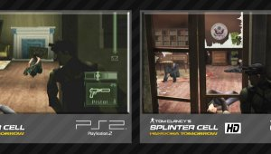 Comparaciones Splinter Cell Trilogy HD, no tendrá modo online