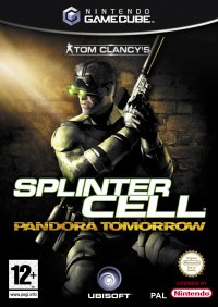 Splinter Cell Pandora Tomorrow GameCube