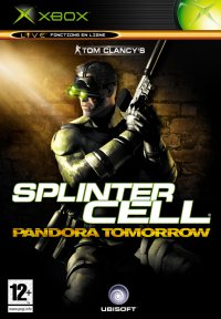 Splinter Cell Pandora Tomorrow XBox