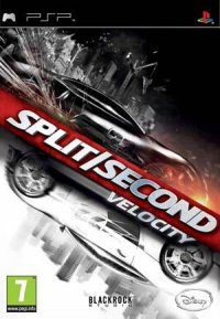 Split/Second: Velocity Playstation Portable