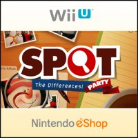 Spot The Differences: Party! Wii U
