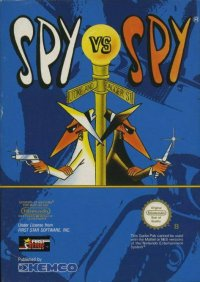 Spy vs. Spy NES