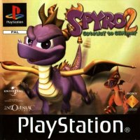 Spyro 2: Gateway to Glimmer Playstation