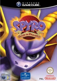 Spyro: Enter the Dragonfly GameCube