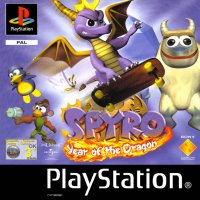 Spyro: Year of the Dragon Playstation