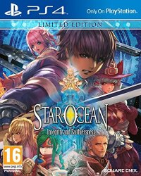 Star Ocean 5: Integrity and Faithlessness PS4