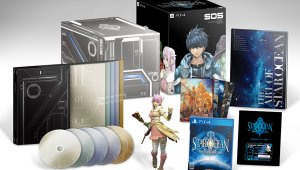 "Star Ocean V: Integrity and Faithlessness, así es su edición ""Ultimate Box"""