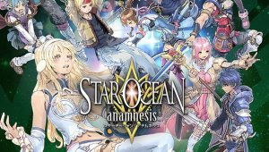 Star Ocean: Anamnesis, para iOS y Android, llegará en julio a Occidente