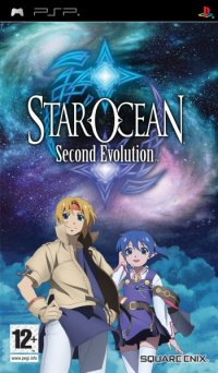 Star Ocean: Second Evolution PSP