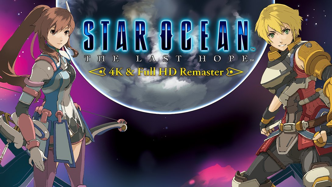 Star Ocean: The Last Hope 4K & Full HD