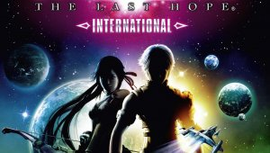 Caratula oficial de Star Ocean: The Last Hope International