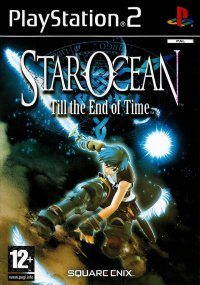Star Ocean: Till the End of Time Playstation 2