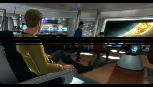 Gameplay de una hora para 'Star Trek'