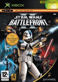 Star Wars: Battlefront II (2005) XBox
