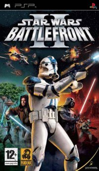 Star Wars: Battlefront II (2005) PSP