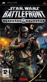 Star Wars Battlefront: Renegade Squadron PSP