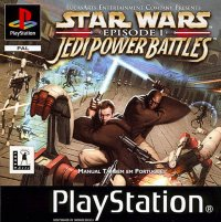 Star Wars Episode I: Jedi Power Battles Playstation