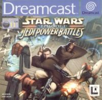 Star Wars Episode I: Jedi Power Battles Dreamcast