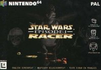 Star Wars Episode I: Racer Nintendo 64