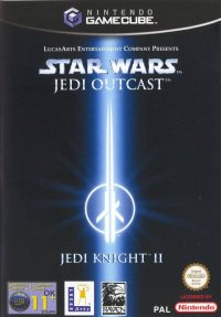 Star Wars Jedi Knight II: Jedi Outcast GameCube