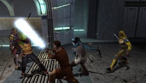 Star Wars: Knights of the Old Republic 1 y 2 podrían ser relanzados en consolas