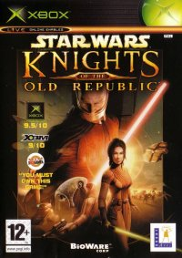 Star Wars: Knights of the Old Republic XBox
