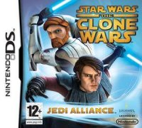 Star Wars The Clone Wars: Lightsaber Duels Nintendo DS
