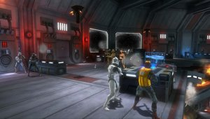 Dos gameplays de Star Wars: The Clone Wars