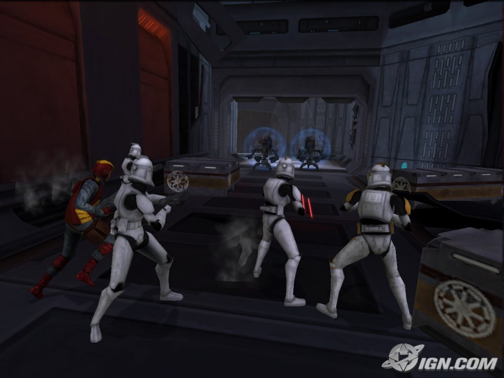 Star Wars: The Clone Wars: Republic Heroes