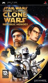 Star Wars: The Clone Wars: Republic Heroes PSP