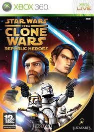 Star Wars: The Clone Wars: Republic Heroes Xbox 360