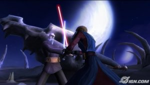 Star Wars The Clone Wars - Duelo de Sables