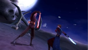 Los sables de luz regresan a Wii con Star Wars The Clone Wars