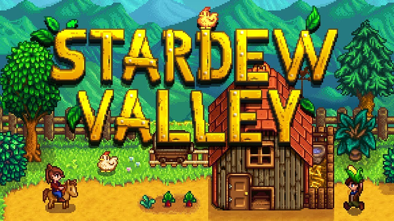 Nintendo Switch El Multijugador De Stardew Valley Llegara Pronto