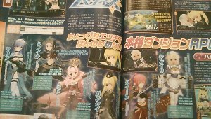 Arc System Works anuncia Stardust Amazoness para 3DS