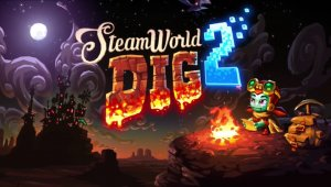SteamWorld Dig 2 presenta su primer gameplay para Nintendo Switch