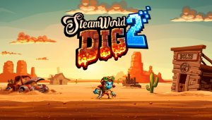 SteamWorld Dig 2 llegará en formato físico a PS4 y Nintendo Switch