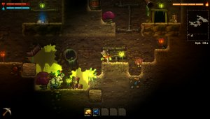 SteamWorld Dig  ya disponible en Steam
