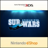Steel Diver: Sub Wars Nintendo 3DS